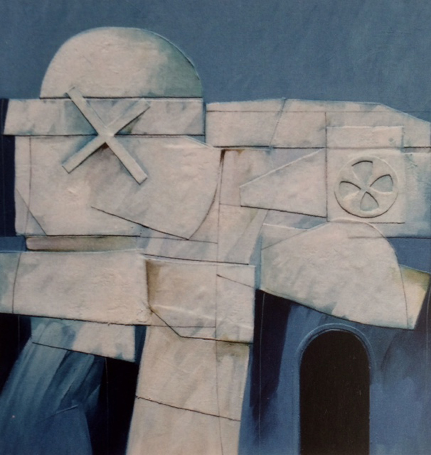 Jules Sher Dome Cross and Arch Patmos 2010