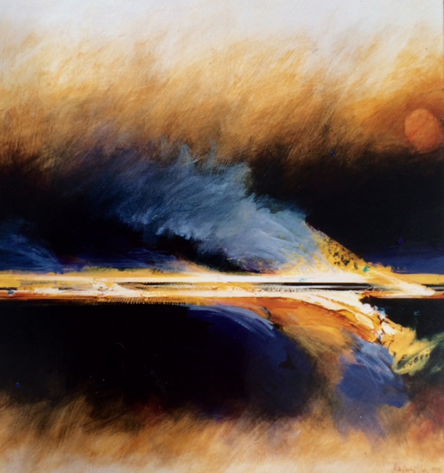 Jules Sher Fire and Dust 1993